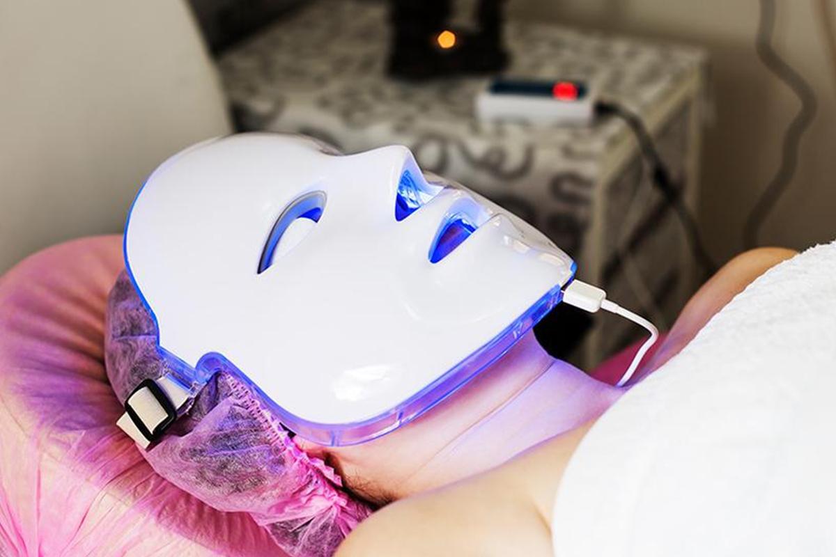 Led Photon o Terapia de Luz