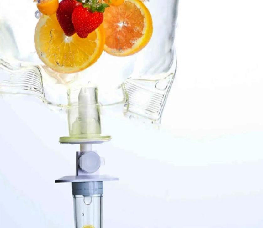 Vitamina C Endovenosa 2
